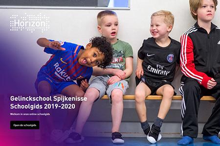 Gelinckschool Spijkenisse Cover web