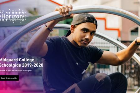 2019 08 29 12 53 31 Schoolgids 2019 2020 VSO Midgaard College Cover