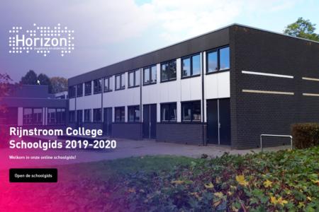Rijnstroom College Cover
