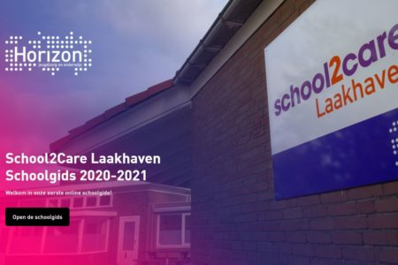 Screenshot schoolgids school2care laakhaven