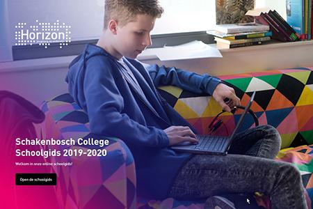Schakenbosch College Cover web