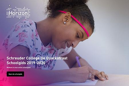 Schreuder College De Quackstraat Cover web
