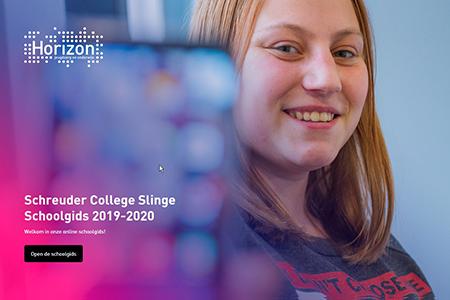 Schreuder College Slinge Cover web