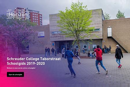 Schreuder College Taborstraat Cover web