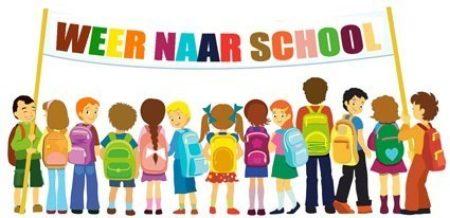 Welkom schooljaar